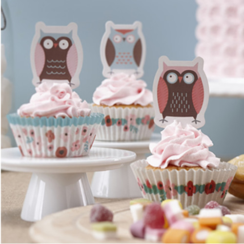 Patchwork owl Toppers and Cases (50)