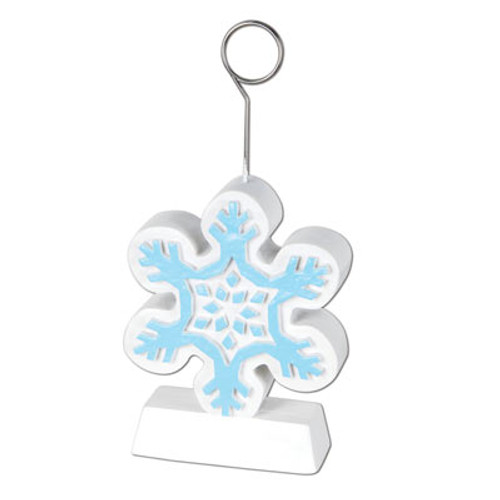 Snowflake Balloon Holder