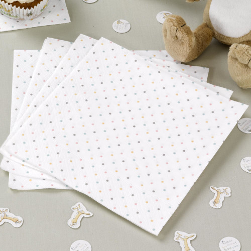 Guess How Much I Love you Napkins (20)