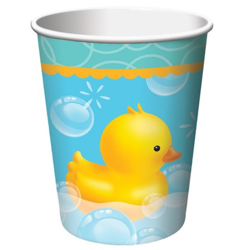 Rubber Duck Cups (8)