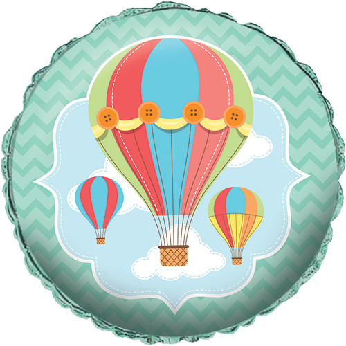 Hot Air Foil Balloon (18in)