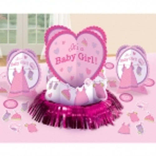 With Love Girl Table Decoration Kit