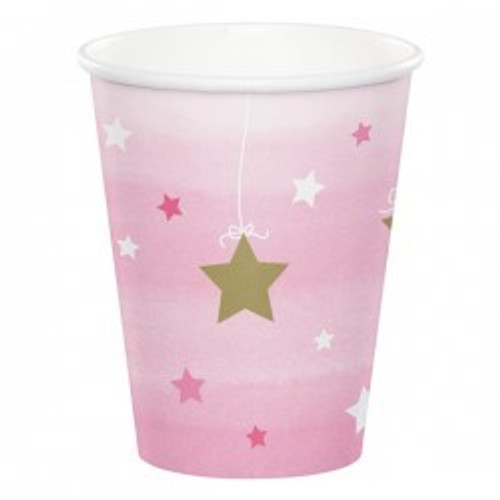 Twinkle Little Star Girl Cups (8)