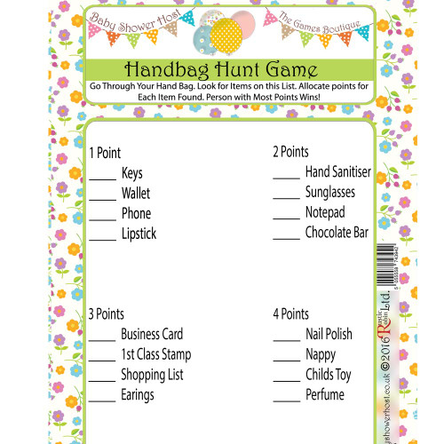 Baby Shower Hand Bag Hunt (16)