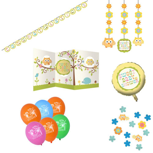 Happi Tree Decoration Pack