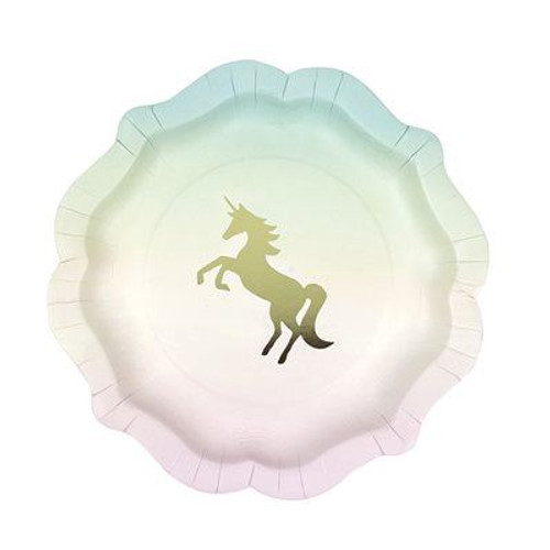We Heart Unicorns Plates (12)