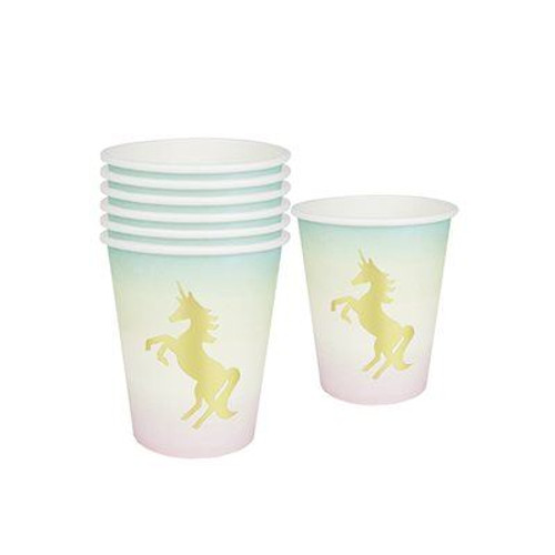 We Heart Unicorns Cups (12)