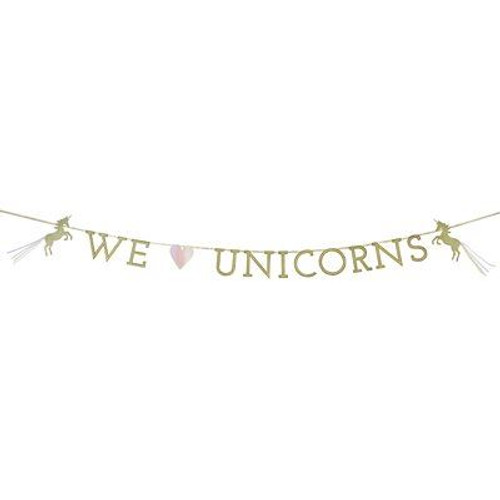 We Heart Unicorns Magical Garland