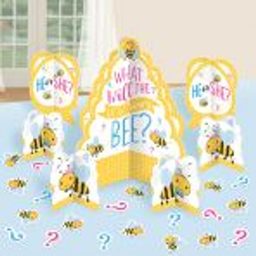 What will it bee? Table decorating kit