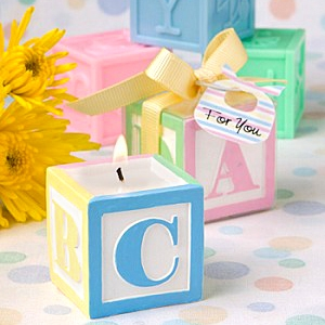Baby Shower Favours Give A Personalised Thank You Gift