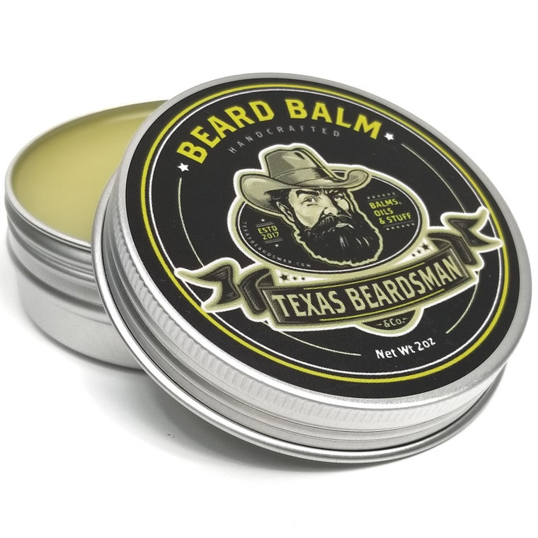 Tequila Limon Beard Balm 2oz