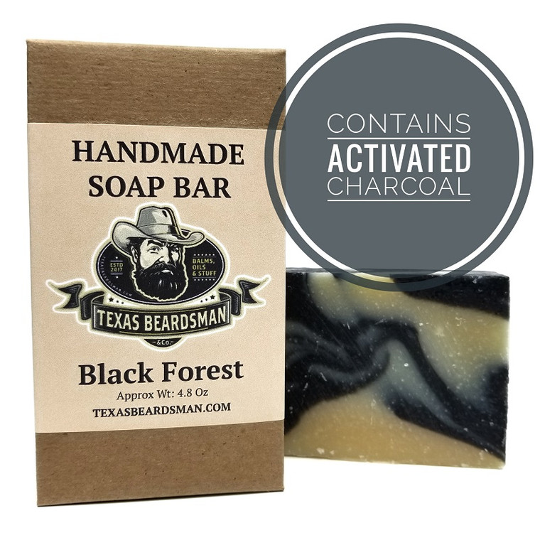 Black Forest Handmade Soap Box