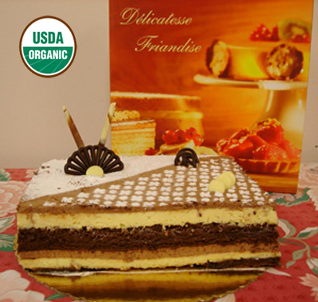 STORE-PICK-UP: ORGANIC FONDANT CAKE