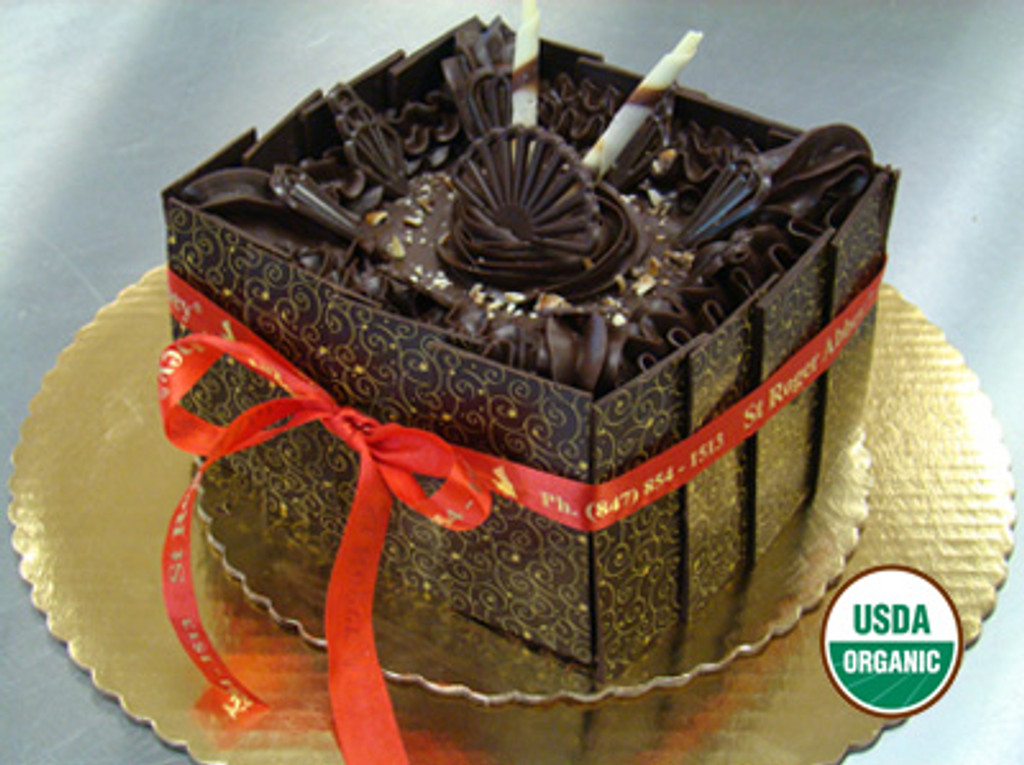 ORGANIC BLACK FOREST CAKE