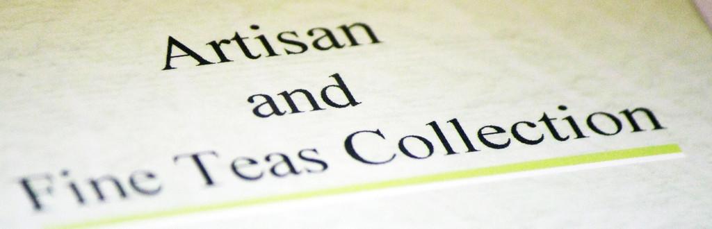 Artisan & Fine Teas Collection