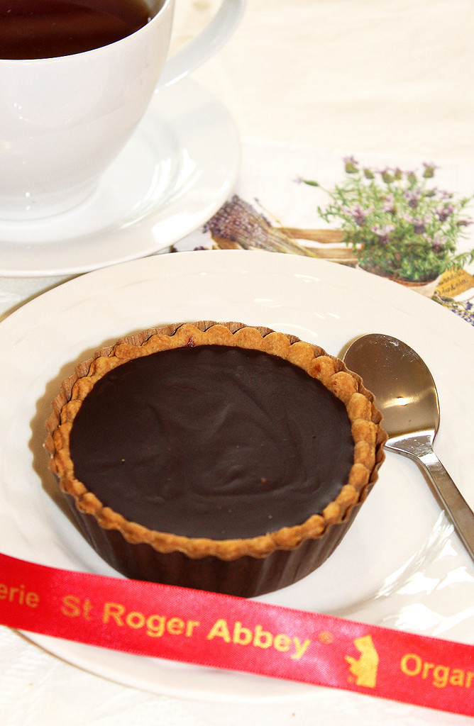 STORE-PICK-UP: Organic Chocolate Tartlets, sold in pair