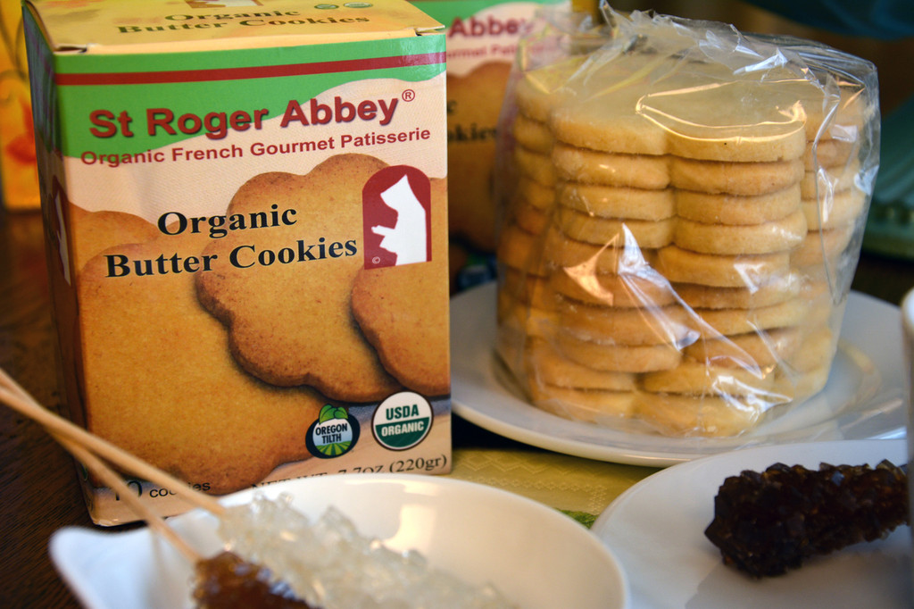 STORE-PICK-UP: ORGANIC BUTTER COOKIES FAIT MAISON