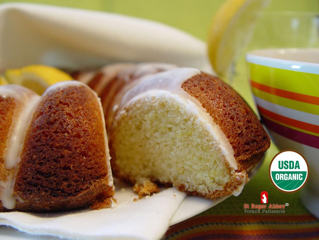 STORE-PICK-UP: ORGANIC LEMON CROWN CAKE