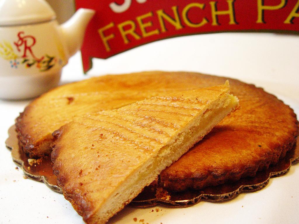 STORE-PICK-UP: Organic Galette des Rois Slice