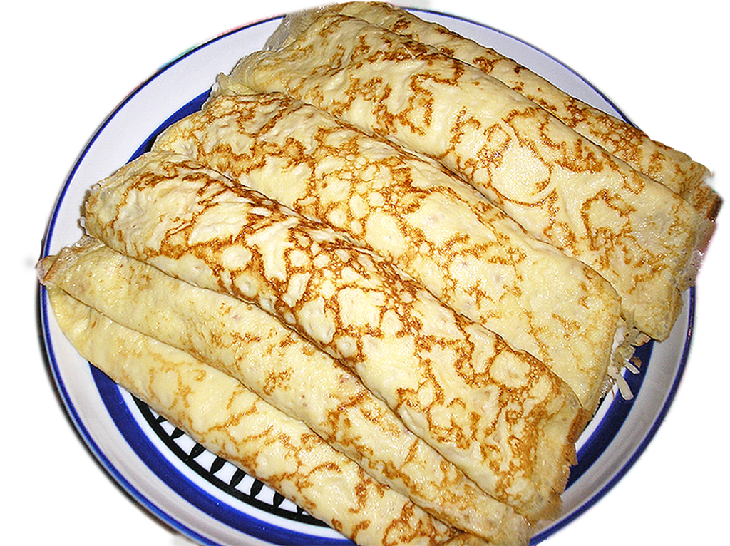 STORE-PICK-UP: Organic Ham & Cheese Crêpes, sold by 5