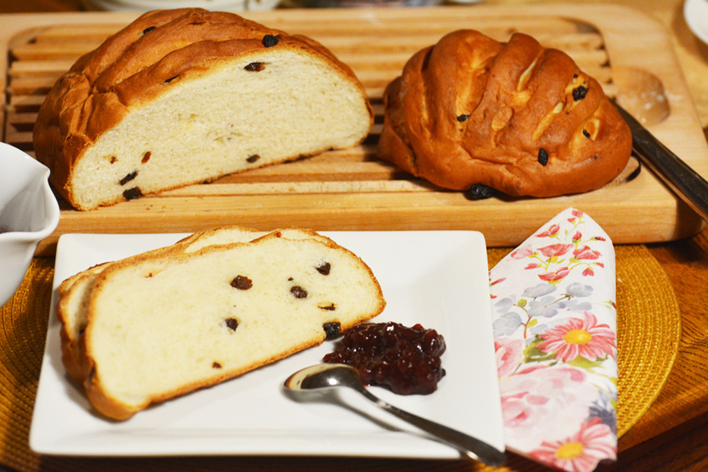 STORE-PICK-UP: Organic Norwegian Bread