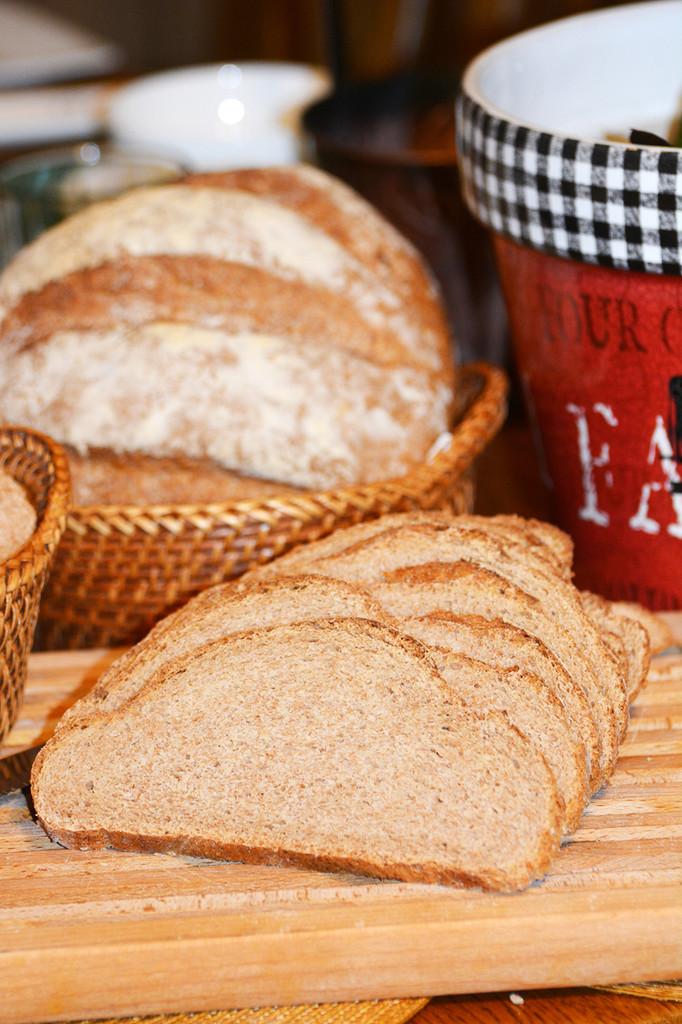 STORE-PICK-UP: Organic Spelt Bread
