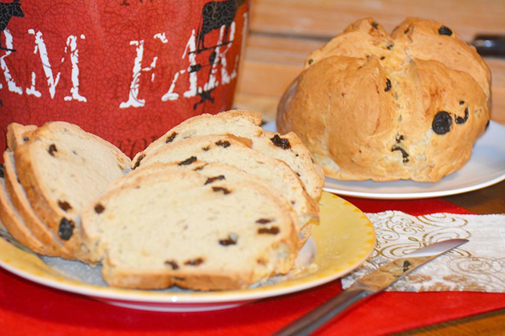 STORE-PICK-UP: Organic Irish Bread