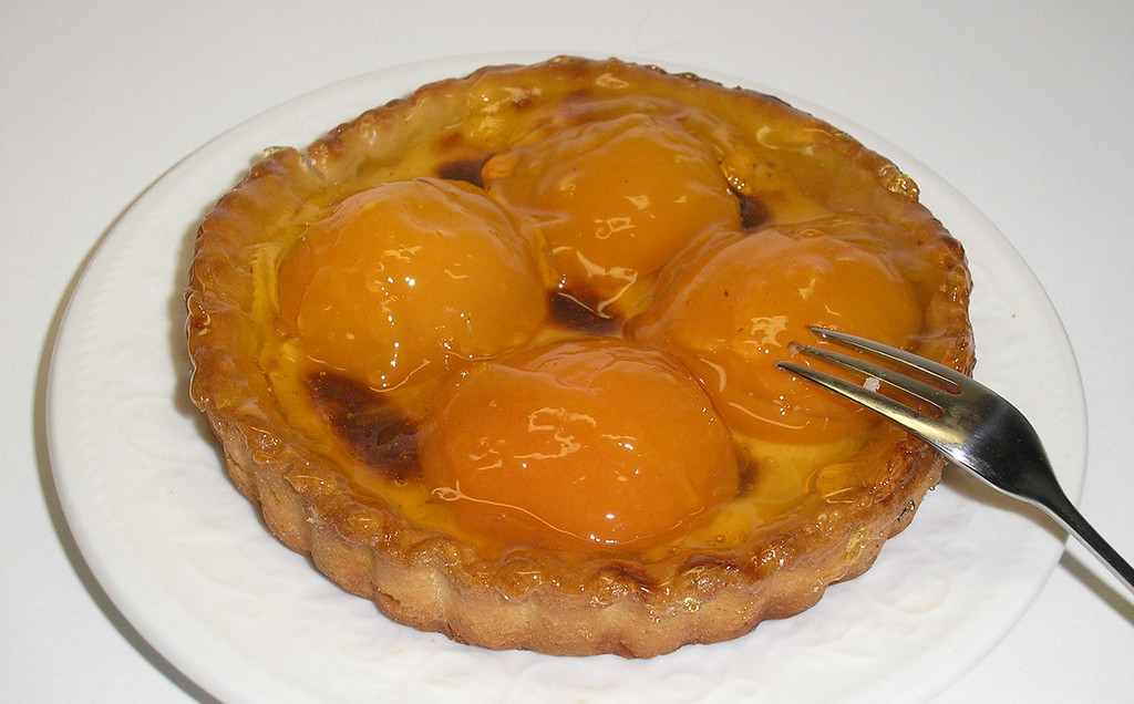 STORE-PICK-UP: Apricot Tartlets, sold in pair