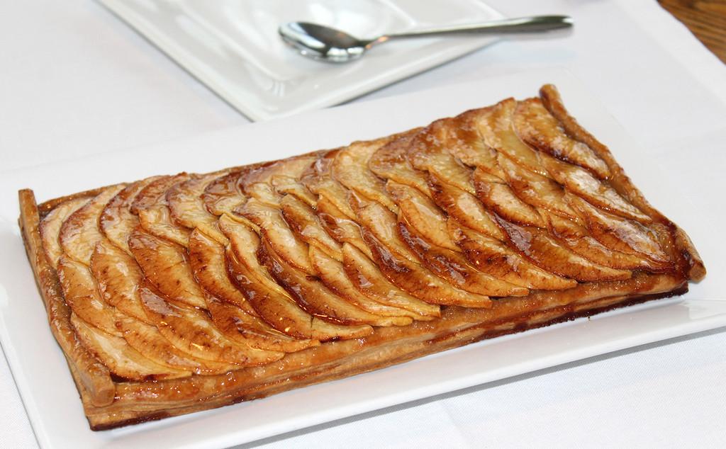 STORE-PICK-UP: Organic Saint Joseph Apple Tart