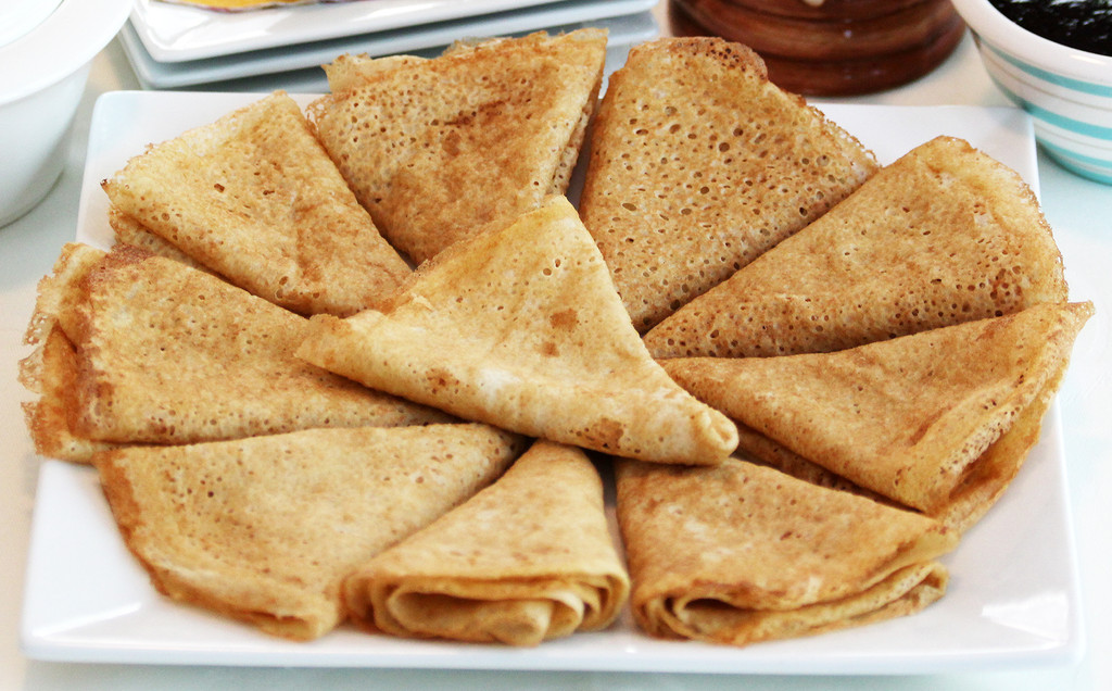 STORE-PICK-UP: Organic Crêpes (sold in increments of 10 only)