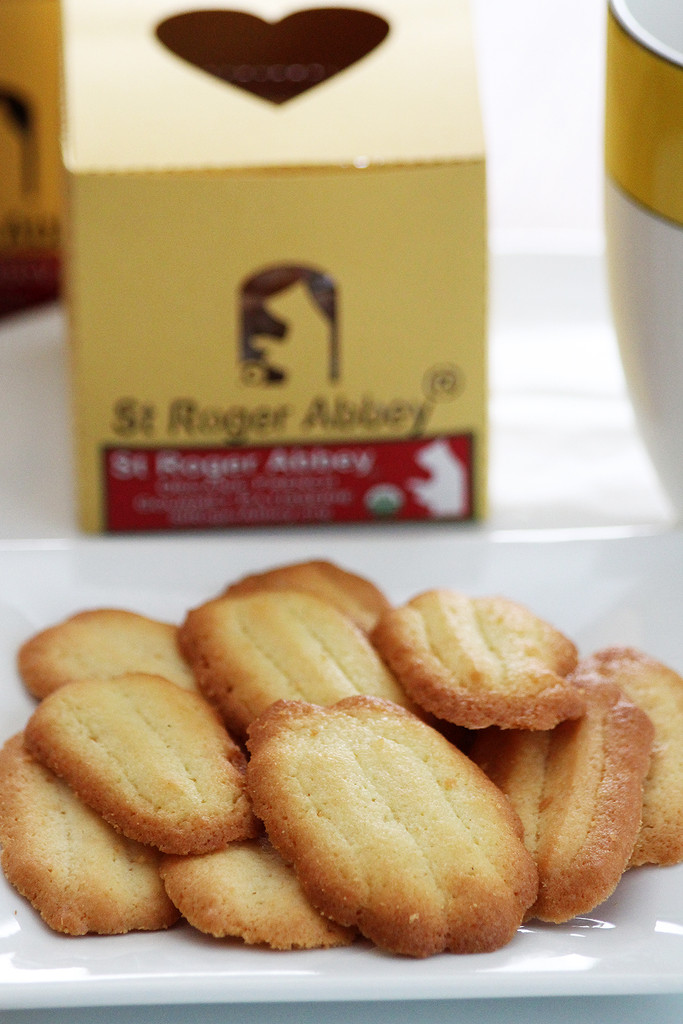 SHIPPING: Thin French Organic Finger Biscuit