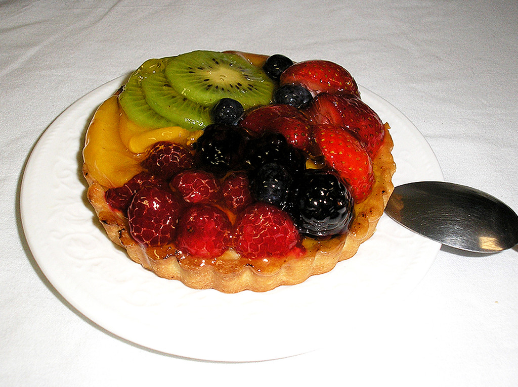 STORE-PICK-UP: Mixed Fruit Tartlets, sold in pair only.