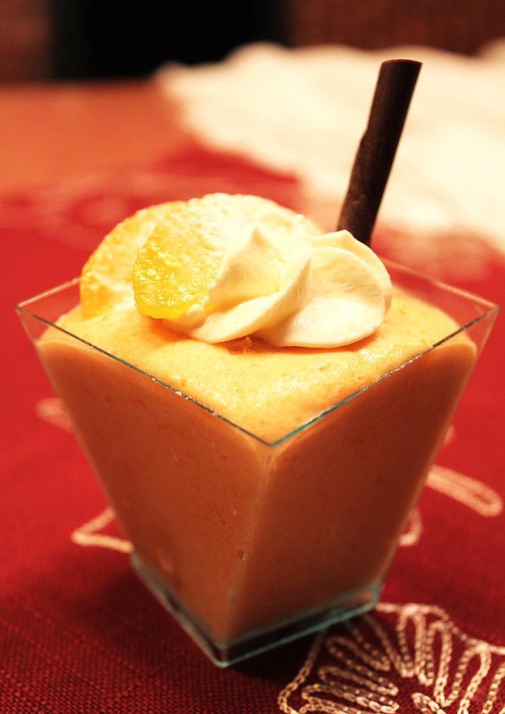 STORE-PICK-UP: Mini Peach Bavarois
