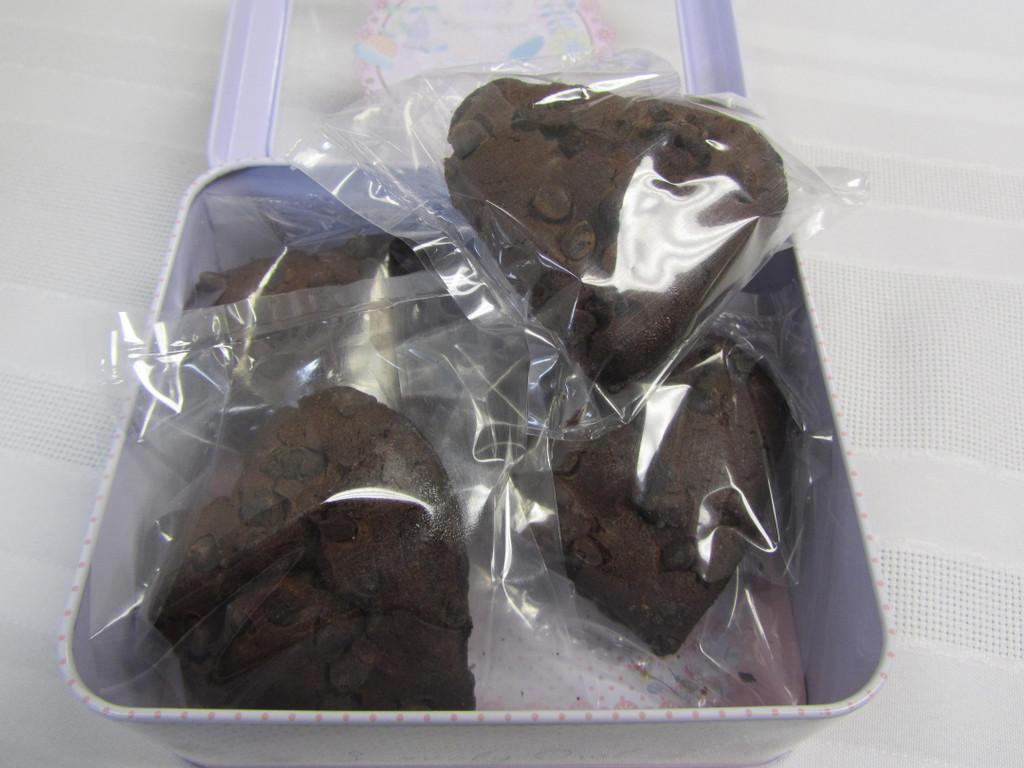 SHIPPING: Kindness of Saint Valentine - Organic Cookies
