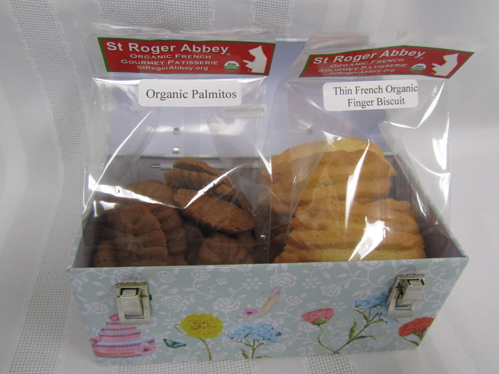 SHIPPING: Love of Saint Valentine - Assorted Organic Cookies