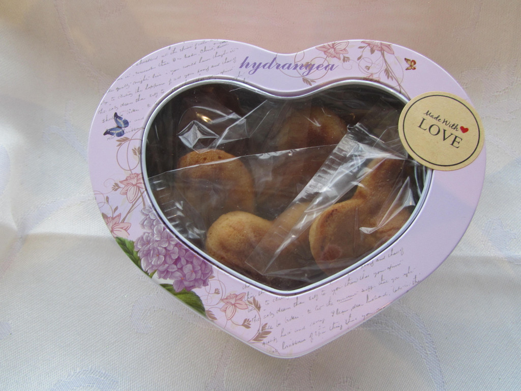 STORE-PICK-UP: Feast of Saint Valentine - Organic Madeleines