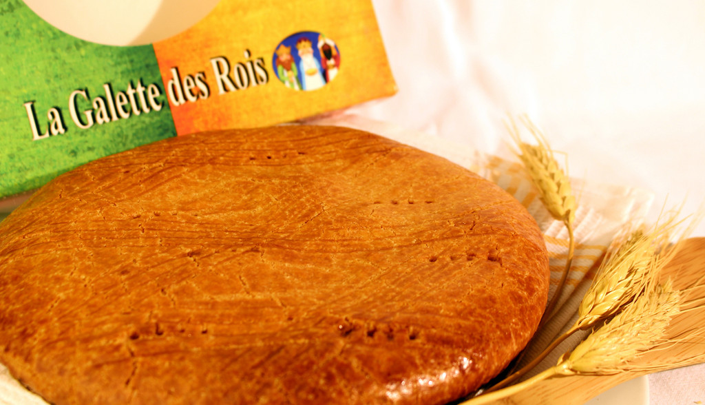 SHIPPING: ORGANIC GALETTE DES ROIS