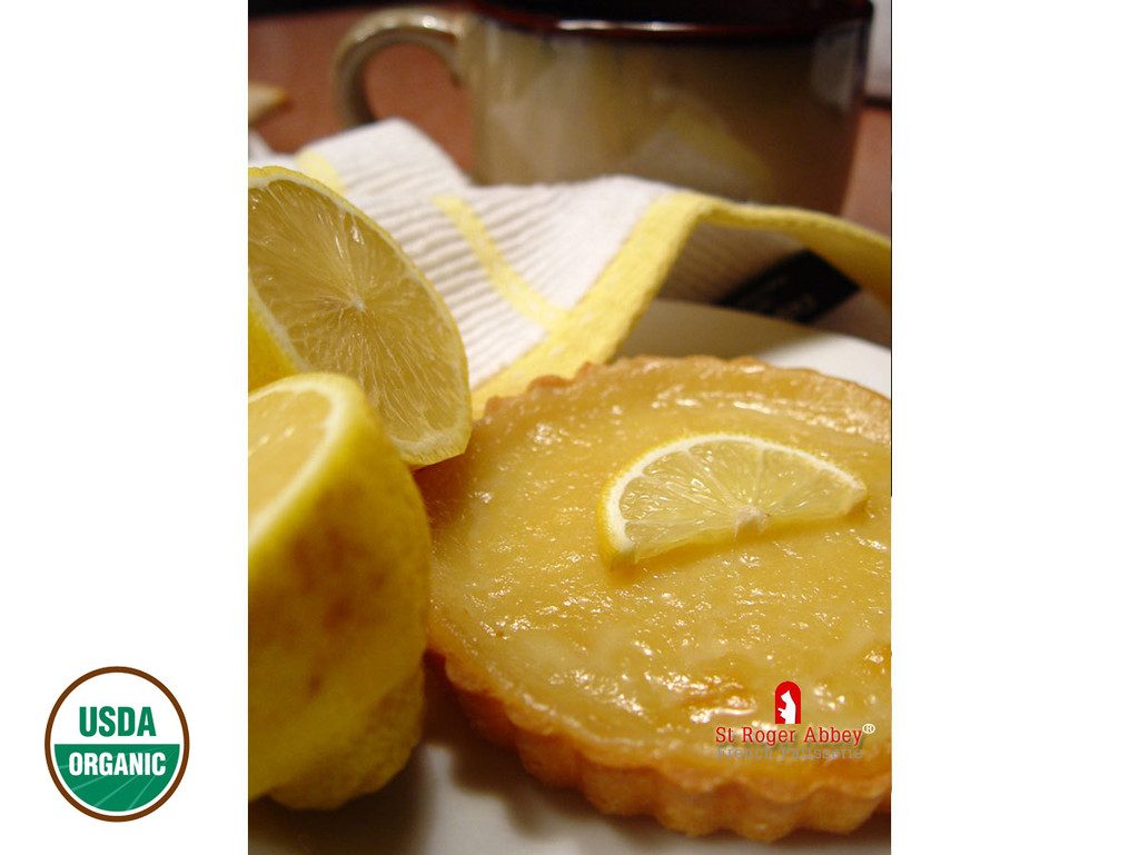 Delicious lemon tartlet!