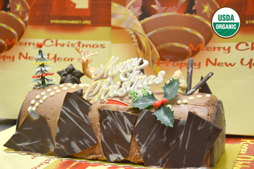 STORE-PICK-UP: ORGANIC CHRISTMAS LOG # 1