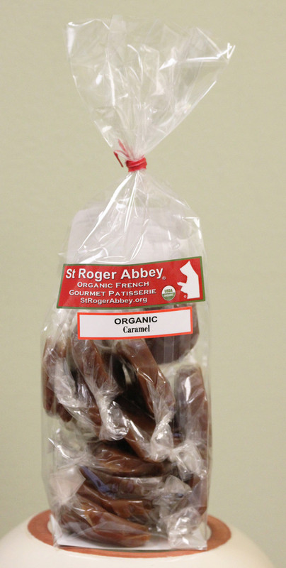 STORE-PICK-UP: Fondant Organic Caramel