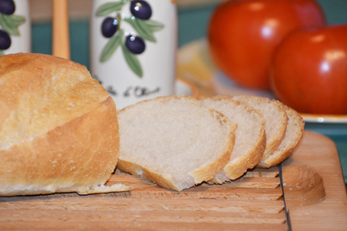 STORE-PICK-UP: Organic Italian Bread