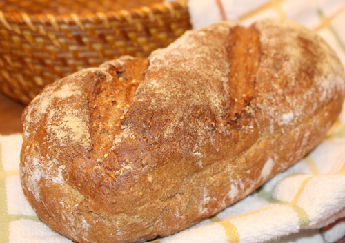 STORE-PICK-UP: Organic Alsatian Bread