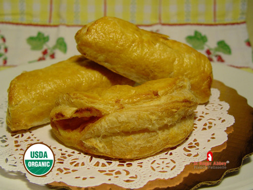 SHIPPING: ORGANIC APPLE TURNOVER