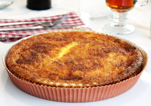 STORE-PICK-UP: Organic Ham & Cheese Quiche, Select Size