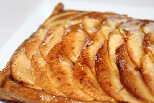 STORE-PICK-UP: Organic Saint Joseph Apple Tart