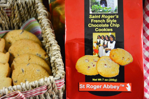 SHIPPING: ORGANIC SAINT ROGER  COOKIES