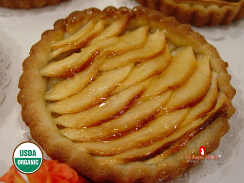 SHIPPING: ORGANIC APPLE TARTLETS