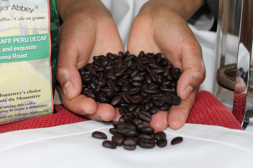 SHIPPING: ORGANIC CAFE PERU DECAF