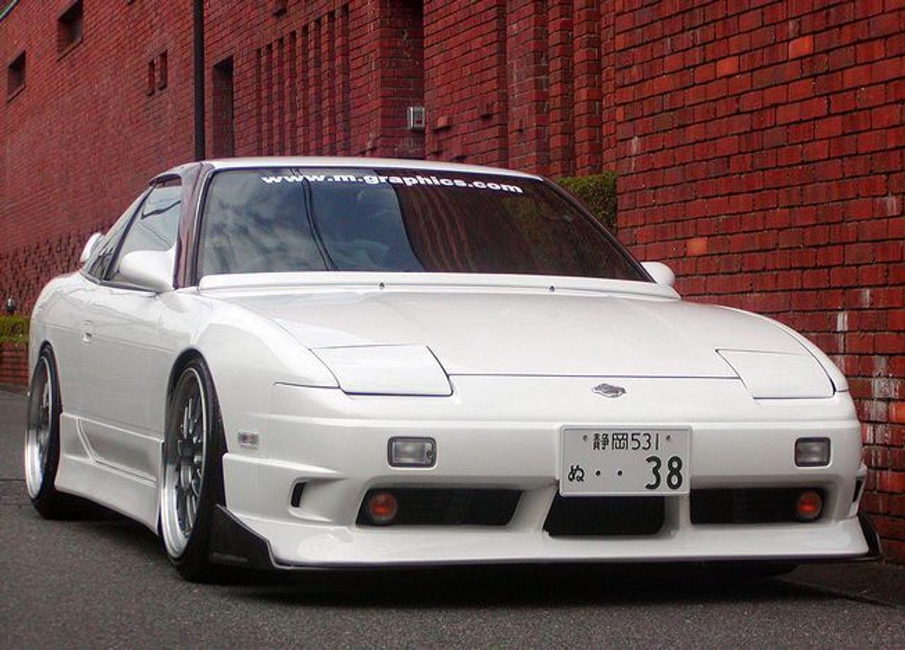 Nissan S13 180sx Type X Kouki Style Front Bumper