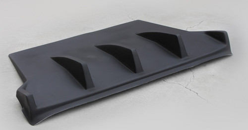 2011-2014 Subaru WRX/STi (Sedan) Rear Finned Diffuser - FRP